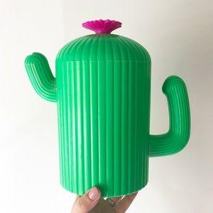 Plastic Flower Cactus Margarita Pitcher